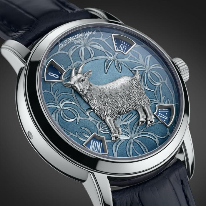 Vacheron Constantin - Métiers d'Art Year of the Goat 4