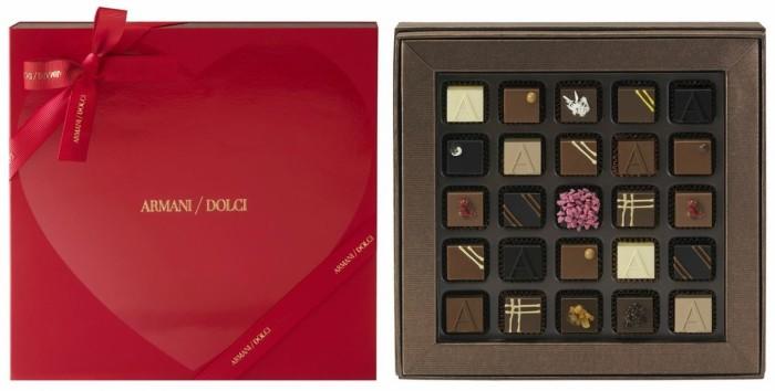 Armani Dolci 2015 Valentine's Chocolates 2