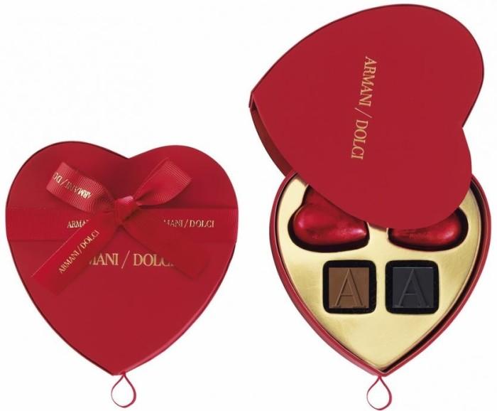 Armani Dolci 2015 Valentine's Chocolates 4