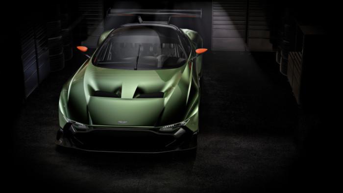 Aston Martin Vulcan 2