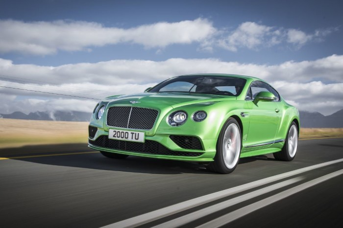 Bentley 2015 Continental GT 17