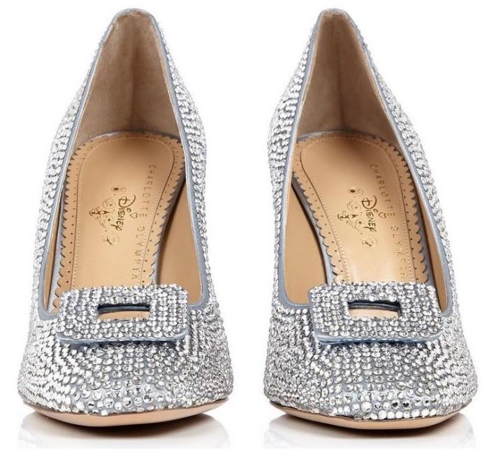 Charlotte Olympia Disney Cinderella 1