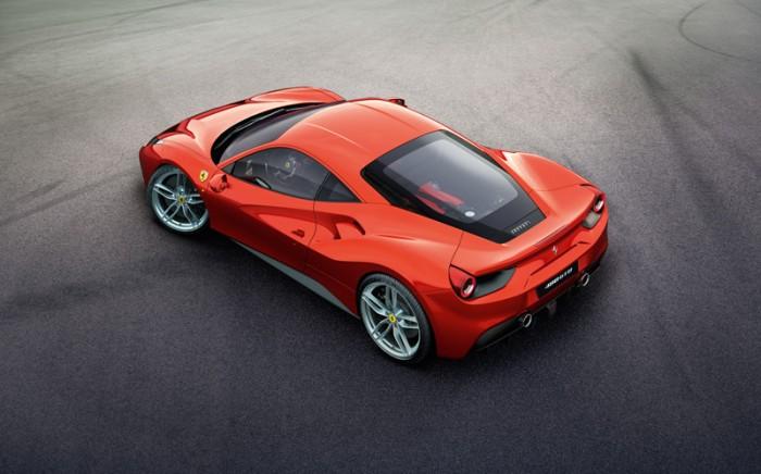 Ferrari 488 GTB 7