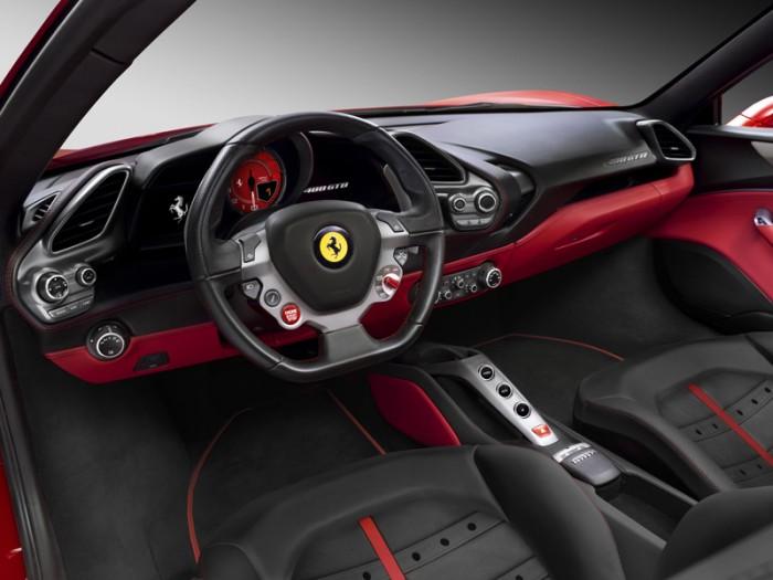 Ferrari 488 GTB 8