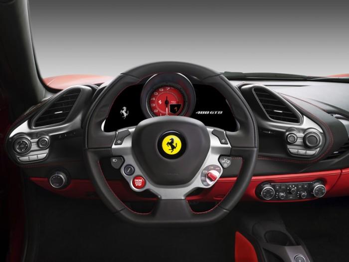 Ferrari 488 GTB 9