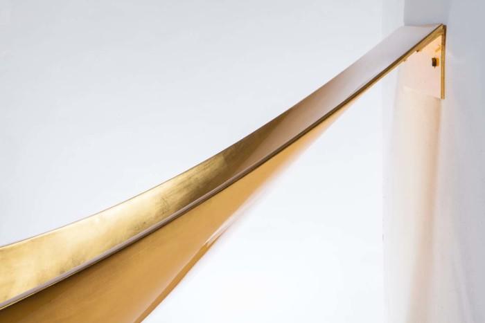 Gold Vessel Hammock Bath Tub 8