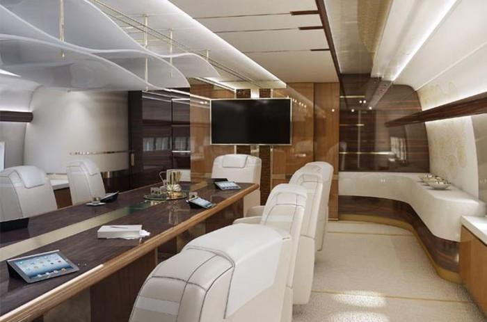 Greenpoint Boeing 747-8 VIP Interiors 2