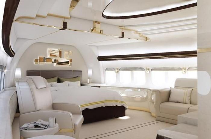Greenpoint Boeing 747-8 VIP Interiors 4
