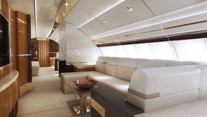 Greenpoint Boeing 747-8 VIP Interiors 6