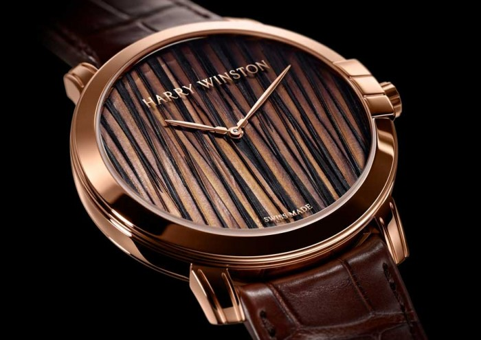 Harry Winston - Midnight Feathers Automatic 42mm 1