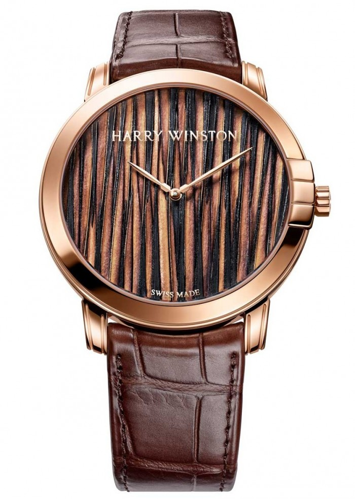 Harry Winston - Midnight Feathers Automatic 42mm 2