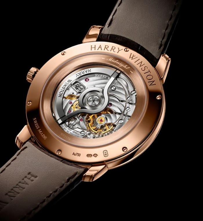 Harry Winston - Midnight Feathers Automatic 42mm 3