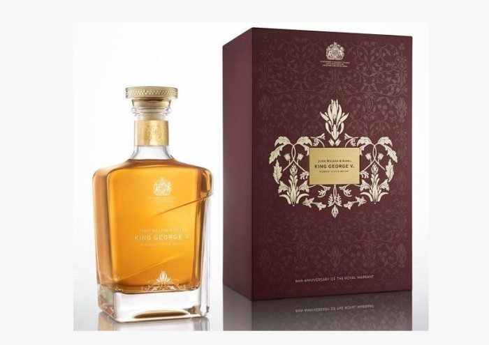 John Walker & Sons King George V 1