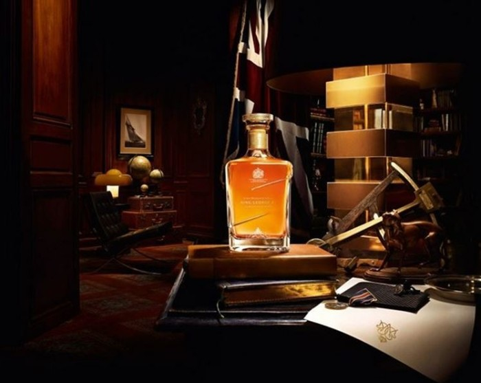 John Walker & Sons King George V 3