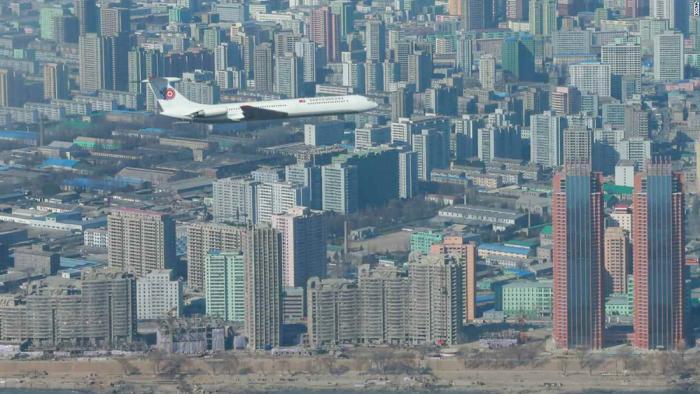 Kim Jung-Un Private Jet 3