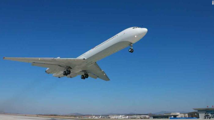 Kim Jung-Un Private Jet 4