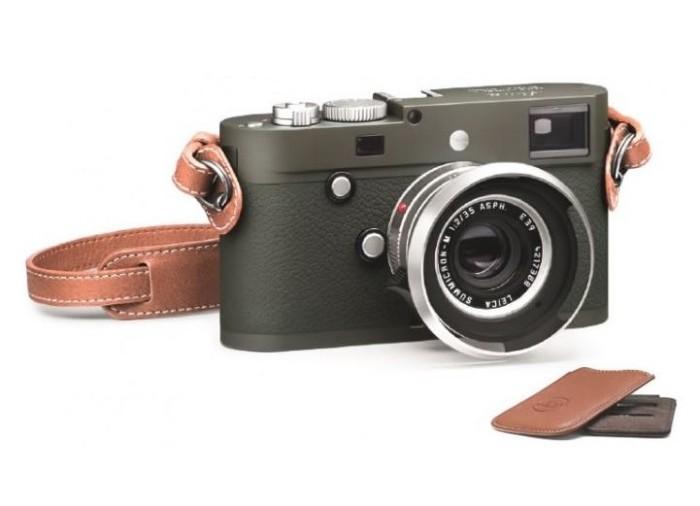Leica M-P Set SAFARI 1