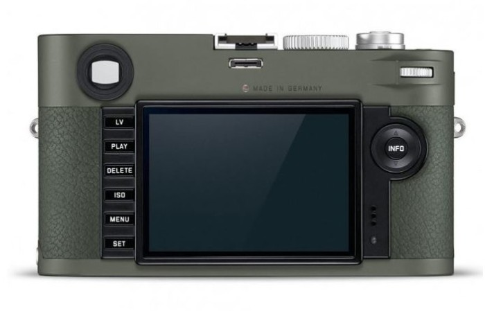 Leica M-P Set SAFARI 2