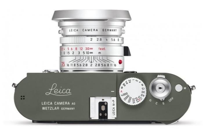Leica M-P Set SAFARI 4