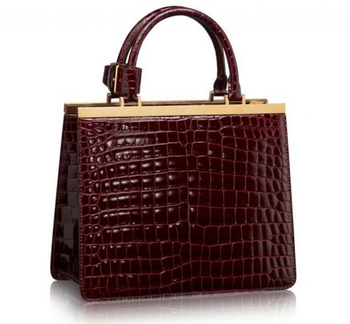 Louis Vuitton - Déesse PM in Crocodile Leather
