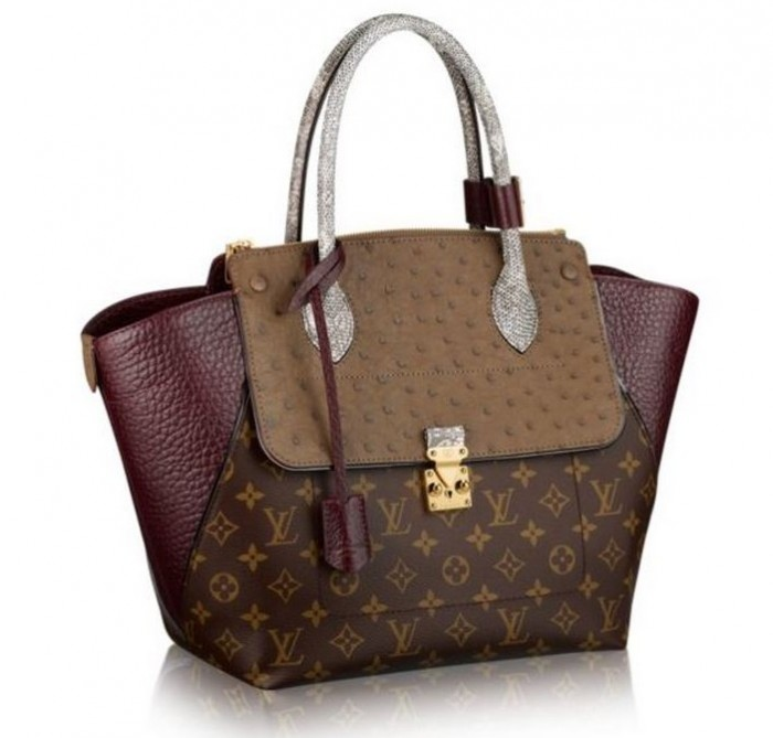 Louis Vuitton - Majestueux Tote MM