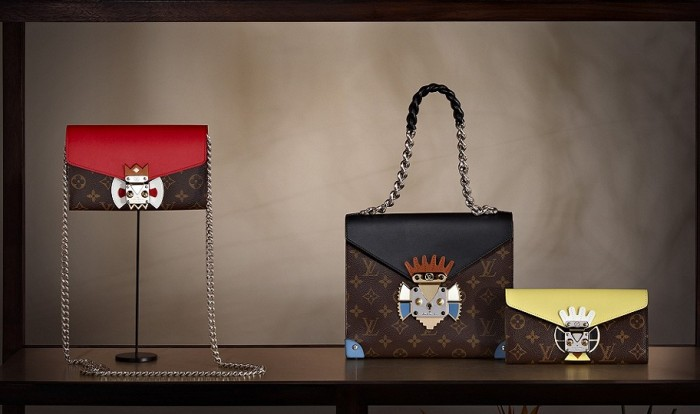 Louis Vuitton Tribal Mask Small Leather Goods 2
