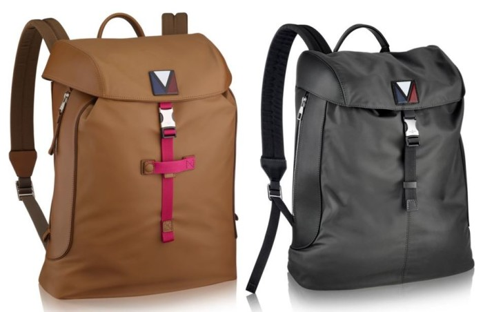 Louis Vuitton V Line - Pulse Backpack 1