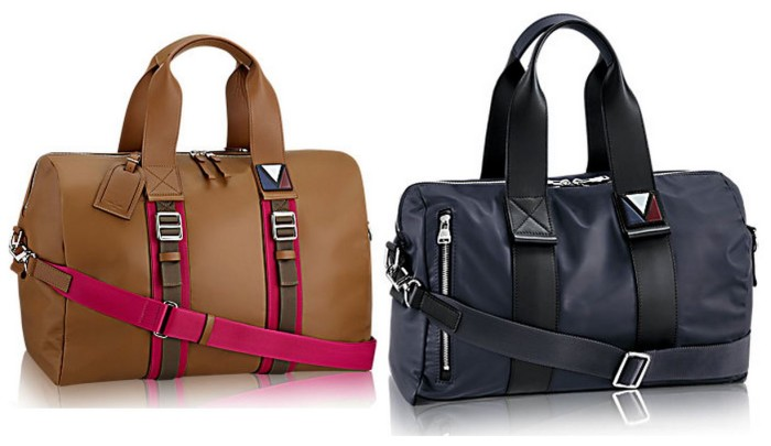 Louis Vuitton V Line - Start Holdall 1