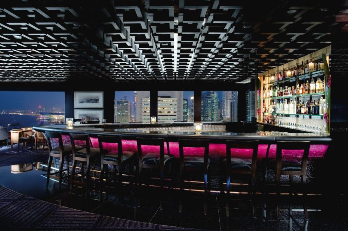 Mandarin Oriental Hong Kong Mo Bar