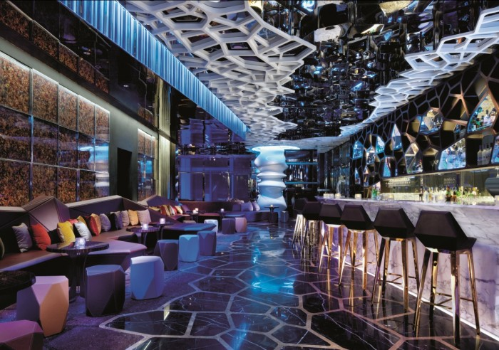 Ozone Sky Bar At Ritz Carlton HK 2