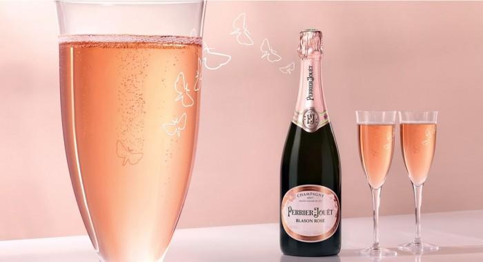 Perrier-Jouët Blason Rosé Small Discoveries Gift Set 1
