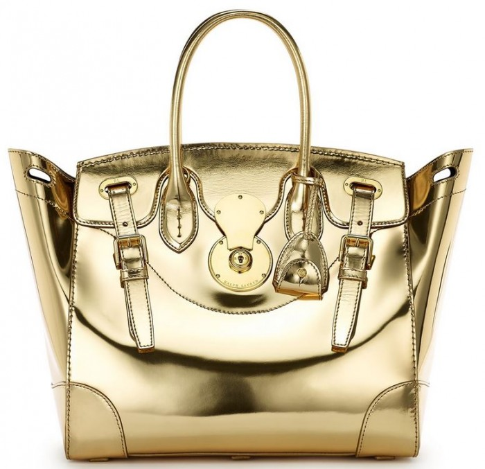 Ralph Lauren Gold Soft Ricky 2