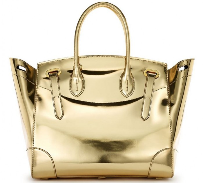 Ralph Lauren Gold Soft Ricky 3
