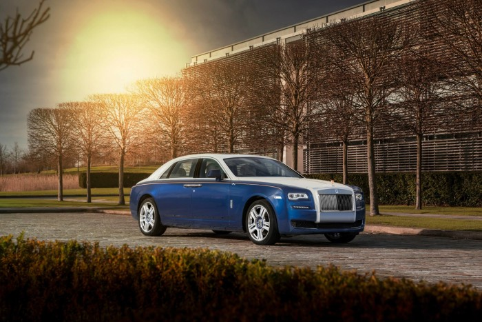 Rolls-Royce Bespoke Ghost Mysore Collection 1