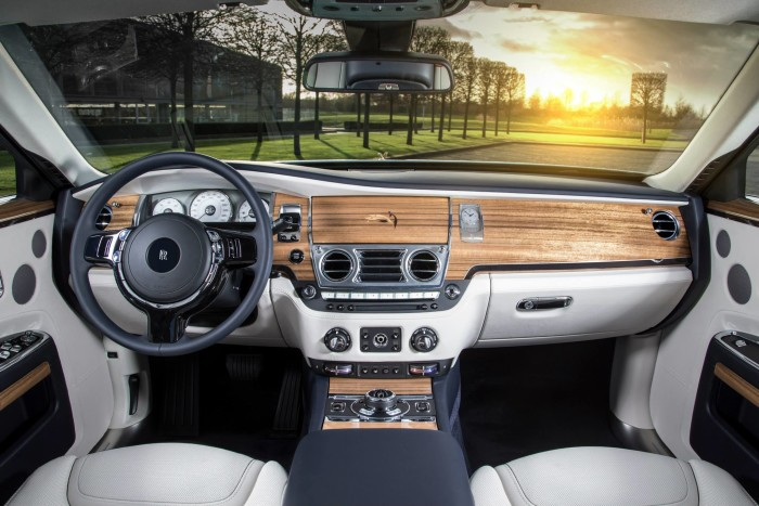 Rolls-Royce Bespoke Ghost Mysore Collection 2