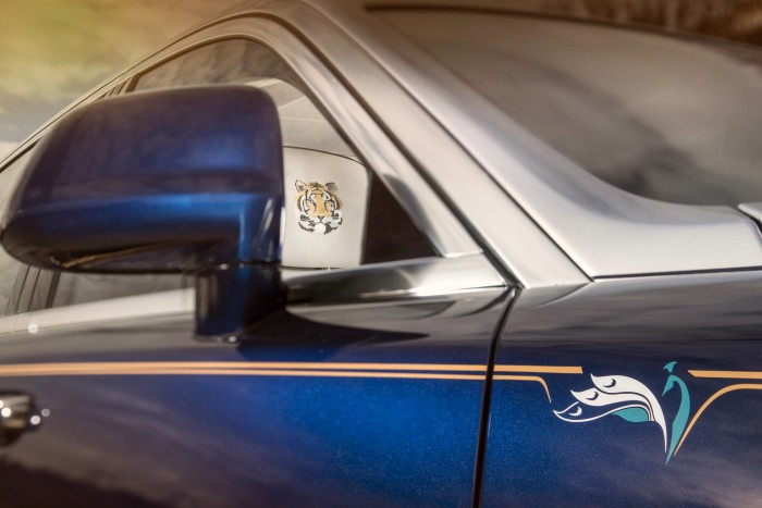 Rolls-Royce Bespoke Ghost Mysore Collection 3