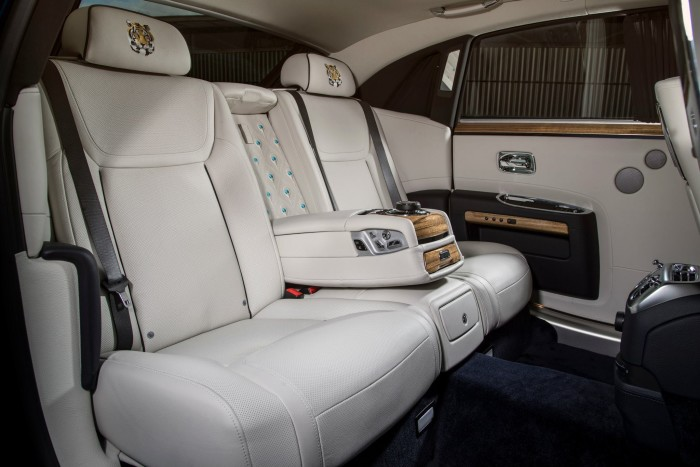 Rolls-Royce Bespoke Ghost Mysore Collection 4