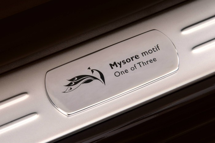 Rolls-Royce Bespoke Ghost Mysore Collection 5