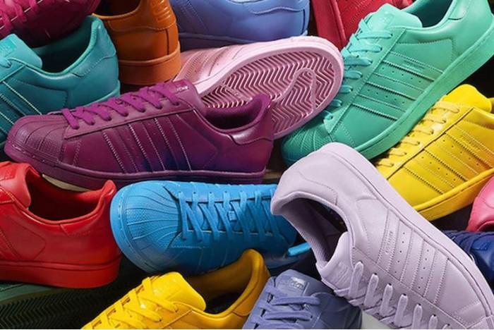 Adidas Originals Superstar by Pharrell Williams 1