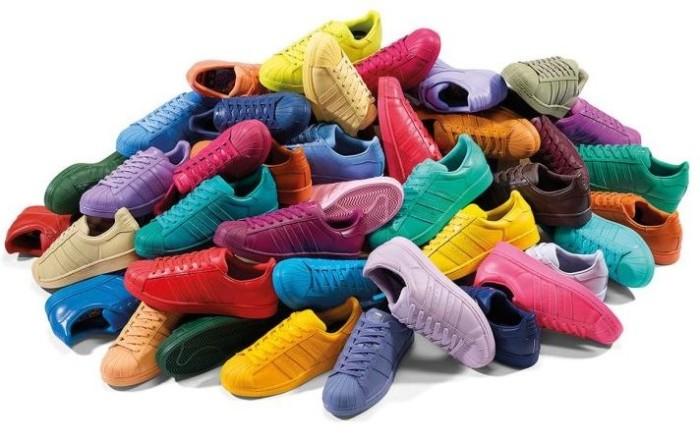 Adidas Originals Superstar by Pharrell Williams 2