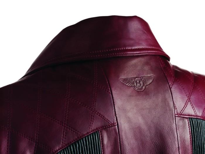 Bentley Red Jacket