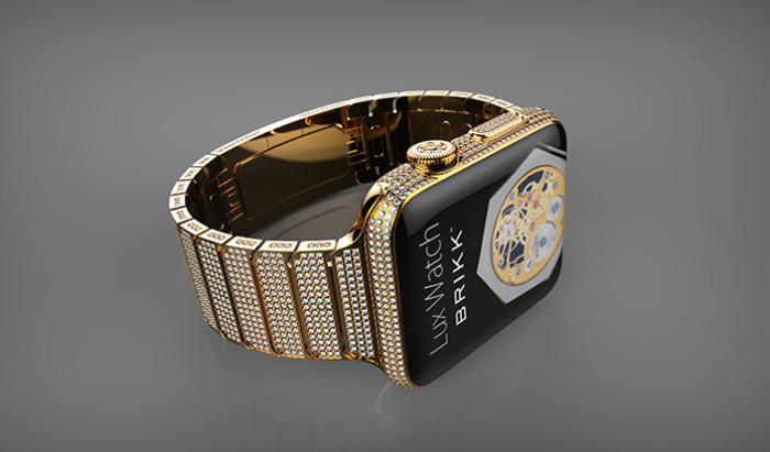 Brikk Lux Watch Omni 2