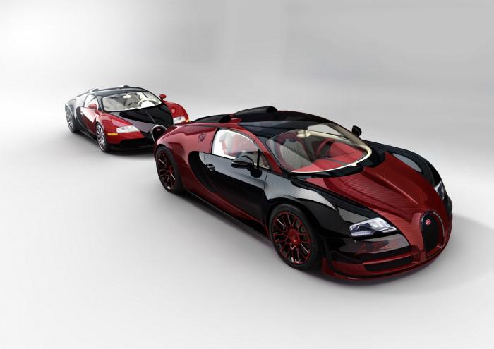 Bugatti Veyron La Finale 1