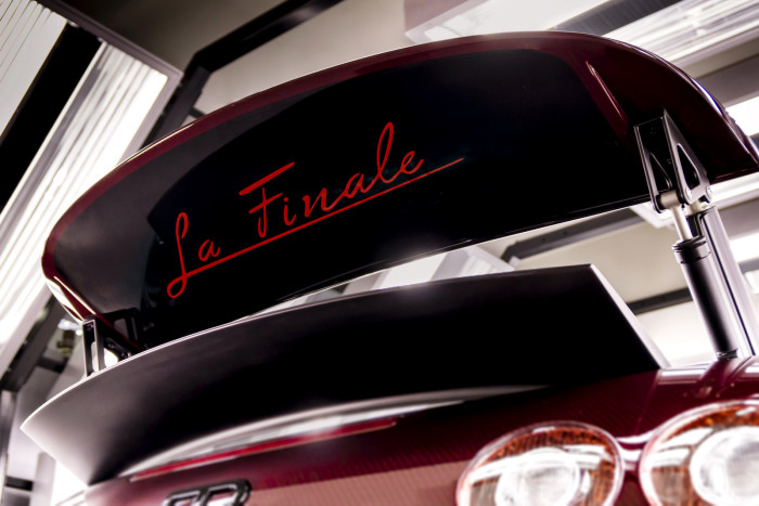 Bugatti Veyron La Finale 4