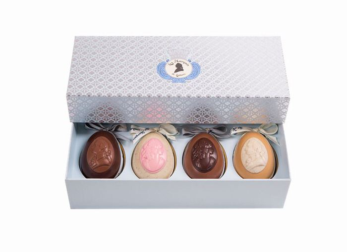 Ladurée Easter Chocolate Eggs