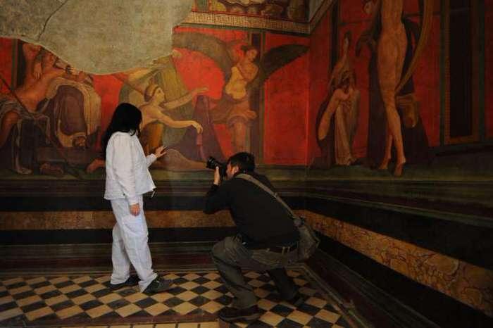 Pompeii Villa of Mysteries