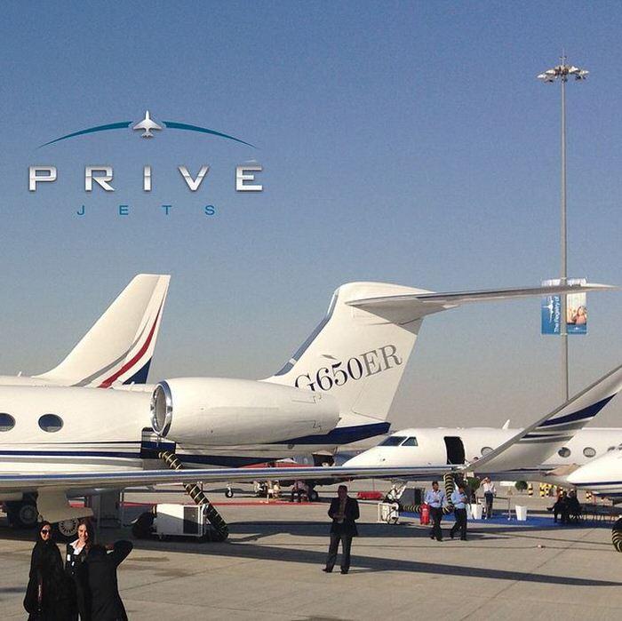 Privé Jets