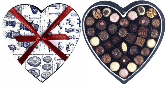 Rococo Chocolate Heart Box 2