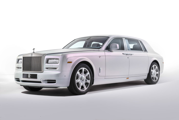 Rolls-Royce Serenity 1