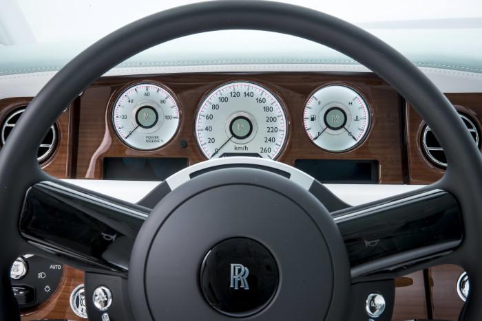 Rolls-Royce Serenity 10